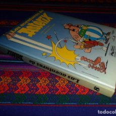 Cómics: LAS AVENTURAS DE ASTÉRIX TOMO 8. GRIJALBO 1991. MUY BUEN ESTADO Y MUY RARO.. Lote 139017002