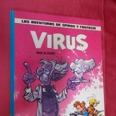 Cómics: LAS AVENTURAS DE SPIROU Y FANTASIO. Nº 19. VIRUS . GRIJALBO.. Lote 137676198