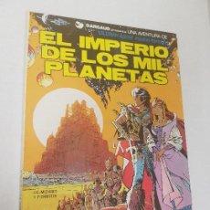 Cómics: VALERIAN - Nº 1 - EL IMPERIO DE LOS MIL PLANETAS- GRIJALBO - 1ª EDICIÓN. Lote 137707822