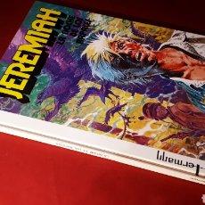 Cómics: MUY BUEN ESTADO JEREMIAH LA NOCHE DE LOS RAPACES 1 GRIJALBO. Lote 137900278