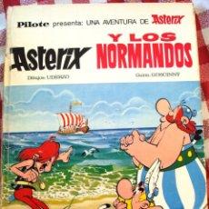 Cómics: ASTERIX TAPA DURA COMIC PILOTE Y LOS NORMANDOS. Lote 138223738