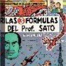 Cómics: LAS 3 FORMULAS DEL PROFESOR SATO-Nº8. Lote 138653566
