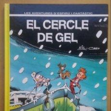 Cómics: ESPIRÚ I FANTASIO EL CERCLE DE GEL N° 42 GRIJALBO 1995. Lote 138843422