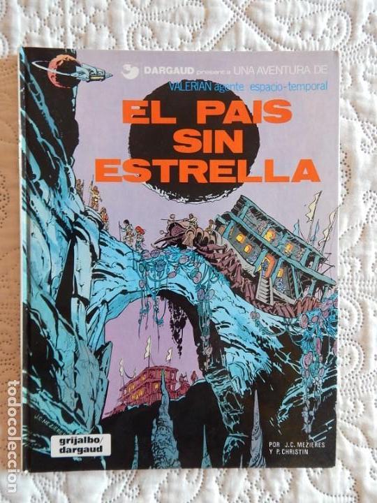UNA AVENTURA DE VALERIAN - EL PAIS SIN ESTRELLA N. 2 (Tebeos y Comics - Grijalbo - Valerian)