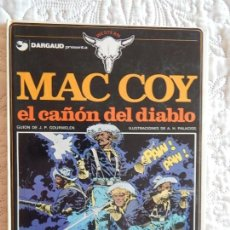 Cómics: MAC COY - EL CAÑON DEL DIABLO N. 9. Lote 138879350