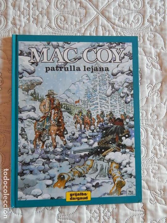 MAC COY - PATRULLA LEJANA N. 20 (Tebeos y Comics - Grijalbo - Mac Coy)