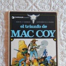 Cómics: MAC COY - EL TRIUNFO DE MAC COY N. 4. Lote 138880482