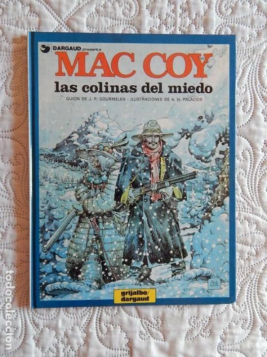 MAC COY - LAS COLINAS DEL MIEDO N. 13 (Tebeos y Comics - Grijalbo - Mac Coy)