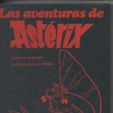 Cómics: LAS AVENTURAS DE ASTÉRIX TOMO II - PIEL TAPA DURA - GRIJALBO-DARGAUD 1981. Lote 138894394