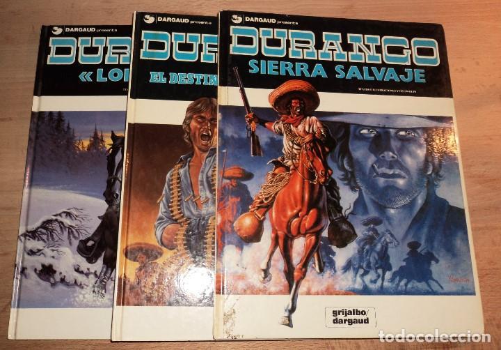 DURANGO (DEL 5 AL 7) (Tebeos y Comics - Grijalbo - Durango)