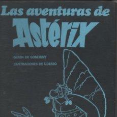 Cómics: LAS AVENTURAS DE ASTÉRIX TOMO IV - PIEL TAPA DURA - GRIJALBO-DARGAUD 1981. Lote 138973846
