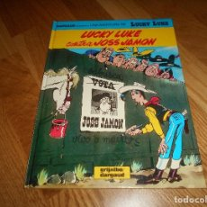 Cómics: LUCKY LUKE Nº 46 - CONTRA JOSS JAMON - GRIJALBO DARGAUD 1991 - TAPA DURA - EN CASTELLANO PERFECTO. Lote 139222430