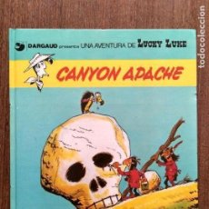 Cómics: TOMO CANYON APACHE LUCKY LUKE 17. Lote 139284826