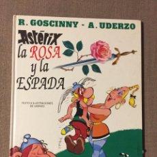 Cómics: ASTERIX LA ROSA Y LA ESPADA TAPA DURA, GRIJALBO AÑO 1991, NUMERO 29. Lote 139557661