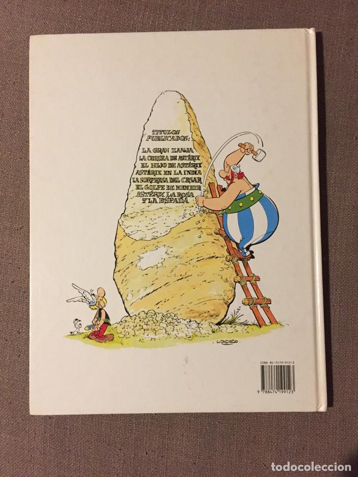 Cómics: Asterix la rosa y la espada tapa dura, Grijalbo año 1991, numero 29 - Foto 2 - 139557661
