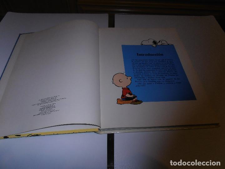 Cómics: GRAN LIBRO DE PREGUNTAS Y RESPUESTAS DE CARLITOS ,TOMO 2 , CHARLIE BROWN SNOOPY , GRIJALBO DARGAUD - Foto 2 - 139588370