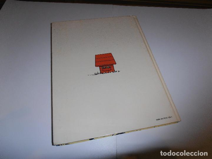 Cómics: GRAN LIBRO DE PREGUNTAS Y RESPUESTAS DE CARLITOS ,TOMO 2 , CHARLIE BROWN SNOOPY , GRIJALBO DARGAUD - Foto 4 - 139588370