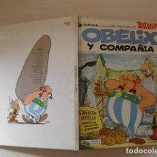 Cómics: ASTERIX, OBELIX Y COMPAÑIA. Lote 139700746