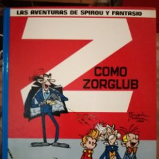 Cómics: SPIROU - Z COMO ZORGLUB - GRIJALBO. Lote 139741964
