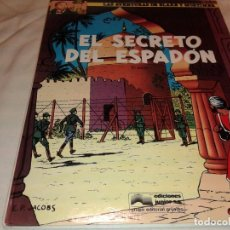 Cómics: EL SECRETO DEL ESPADON Nº 10, AÑO 1987. Lote 139762946