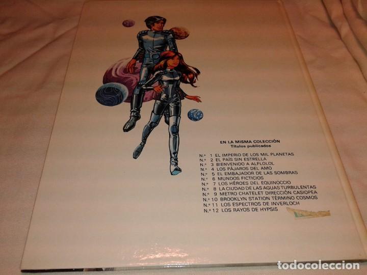 Cómics: LOS RAYOS DE HYPSIS 1986 - Foto 3 - 139763290