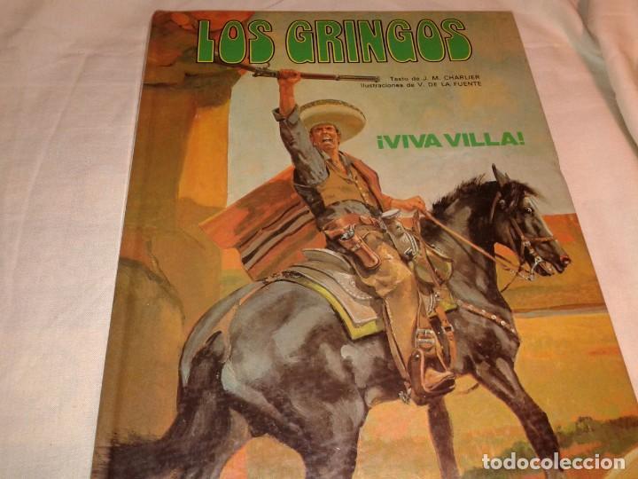 LOS GRINGOS, VIVA VILLA 1981 (Tebeos y Comics - Grijalbo - Otros)