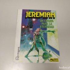 Cómics: 1118- JEREMIAH UNA COBAYA PARA LA ETERNIDAD GRIJALBO AÑO 198246 PAG . Lote 140014106