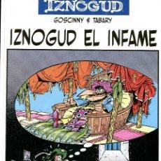 Cómics: IZNOGUD EL INFAME Nº4. PLANETA 2005. NUEVO. Lote 140147114