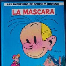 Cómics: LAS AVENTURAS DE SPIROU Y FANTASIO Nº 5. LA MASCARA. EDITORIAL GRIJALBO. Lote 140185918