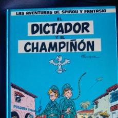 Cómics: LAS AVENTURAS DE SPIROU Y FANTASIO Nº 6. EL DICTADOR Y EL CHAMPIÑÓN. EDITORIAL GRIJALBO. Lote 140186506