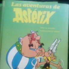 Cómics: LAS AVENTURAS DE ASTERIX. Lote 140243493