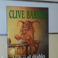 Cómics: JACK Y EL DIABLO CLIVE BARKER - GRIJALBO OCASION. Lote 140413730