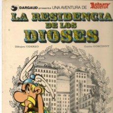 Comics: ASTERIX. LA RESIDENCIA DE LOS DIOSES. GRIJALBO / DARGAUD 1981. (P/B74). Lote 140525610