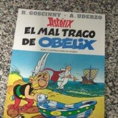 Cómics: ASTÉRIX EL MAL TRAGO DE OBELIX 1999. Lote 140623042