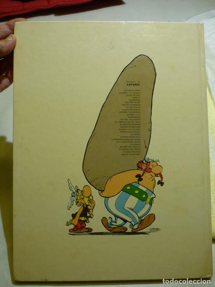 Cómics: OBÉLIX Y COMPAÑIA - GOSCINNY - EDIC. JUNIOR 1977 - ILUSTRA UDERZO (TAPA DURA) - Foto 4 - 140625930