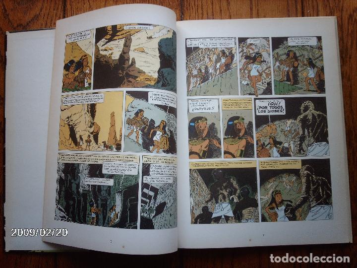 Cómics: El egipcio blanco - papyrus - 3 - - Foto 3 - 140654422