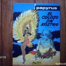 Cómics: EL COLOSO SIN ROSTRO - PAPYRUS - 5 -. Lote 140654602