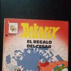 Cómics: ASTERIX - EL REGALO DEL CESAR (GRIJALBO - DARGAUD) - N° 21 - TAPA DURA. Lote 140965090
