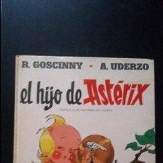 Cómics: ASTÉRIX, EL HIJO DE ASTÉRIX,N' 27 AÑO 1983 TAPA DURA. Lote 140965162