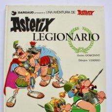 Cómics: ASTERIX LEGIONARIO. GUIÓN R. GOSCINNY, DIBUJOS A. UDERZO. GRIJALBO/DARGAUD. AÑO 1980. Lote 141204158