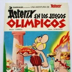 Comics: ASTERIX EN LOS JUEGOS OLIMPICOS-. GUIÓN R. GOSCINNY, DIBUJOS A. UDERZO. GRIJALBO/DARGAUD. AÑO 1977. Lote 141206778