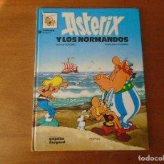 Cómics: ASTERIX Y LOS NORMANDOS. GRIJALBO TAPA DURA 1990. Lote 164324337