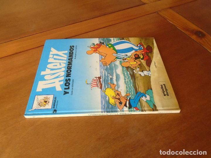 Cómics: ASTERIX Y LOS NORMANDOS. GRIJALBO TAPA DURA 1990 - Foto 2 - 164324337