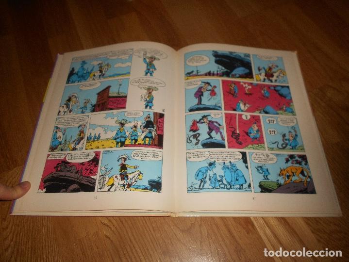 Cómics: LUCKY LUKE LAS COLINAS NEGRAS + REGALO EL HILO QUE CANTA LOS DOS 1º EDICION - Foto 6 - 141580802