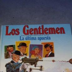 Cómics - Los Gentlemen 2 La Ultima Apuesta Grijalbo - 141613518