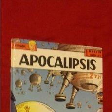 Cómics: LEFRANC 10 - APOCALIPSIS - J. MARTIN & CHAILLET - CARTONE. Lote 141614070