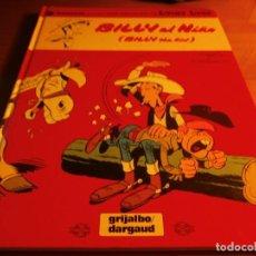 Cómics: BILLY EL NIÑO - LUCKY LUKE - MORRIS Y GOSCINNY - Nº 14 - GRIJALBO / DARGAUD - 1980.. Lote 141624394