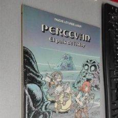 Cómics: PERCEVAN Nº 4: EL PAÍS DE ASLOR / FAUCHE, LÉTURGIE, LUGUY / GRIJALBO DARGAUD 1976. Lote 141760106