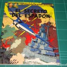 Cómics: EL SECRETO DEL ESPADON PARTE 3 GRIJALBO. Lote 141776486