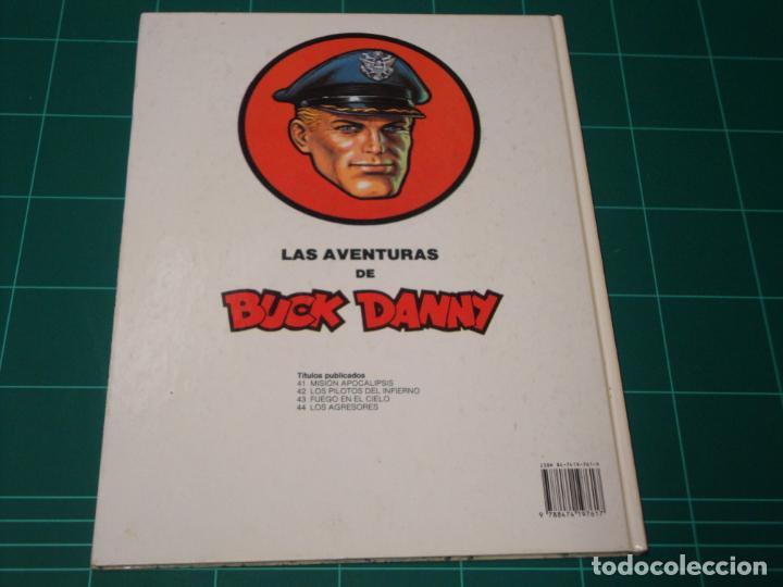 Cómics: los agresores las aventuras de buck danny - Foto 2 - 141778278